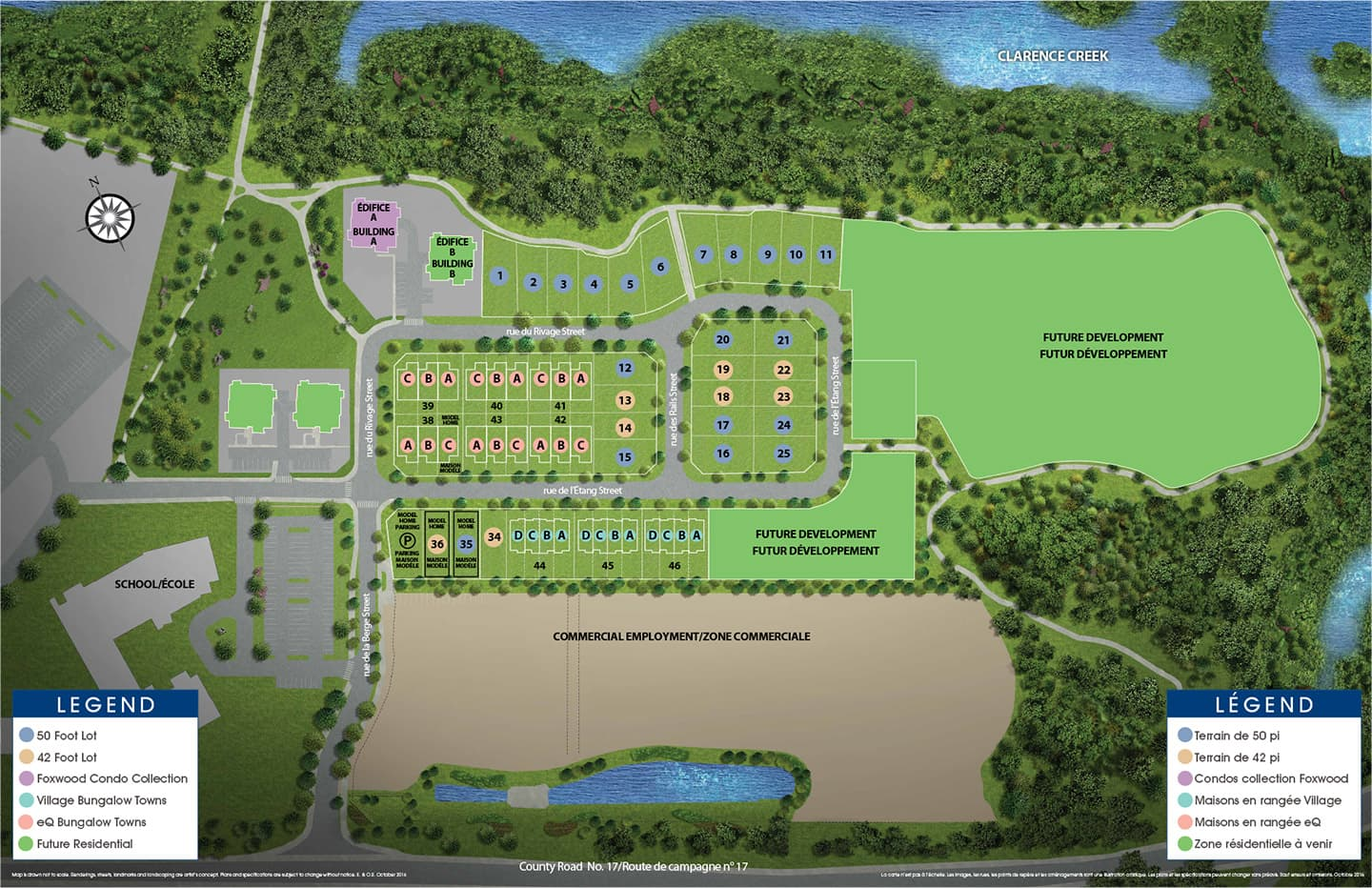 Clarence Crossing - Land Investment