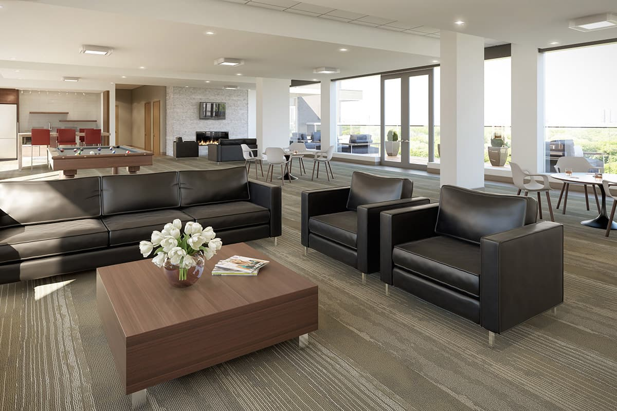 Greystone Village - Lounge