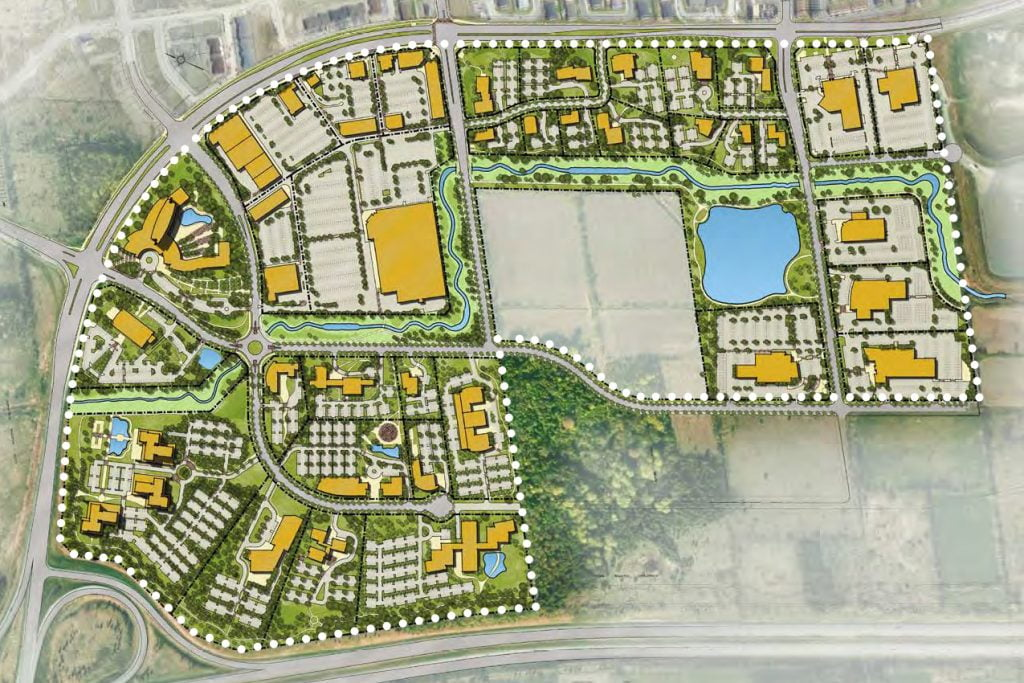 Citigate Site Plan