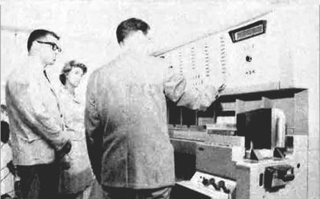 Regional's first MLS Computer