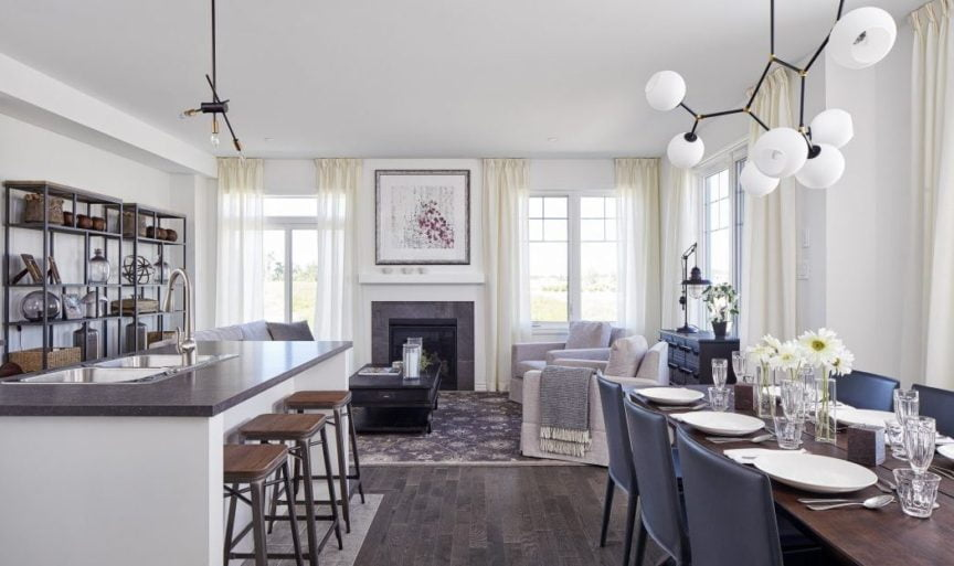 The Atticus- eQ Homes-Best Townhome - SAM Award 2018 - The Regional Group