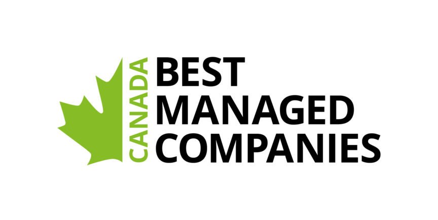 Canada Best Managed Companies logo