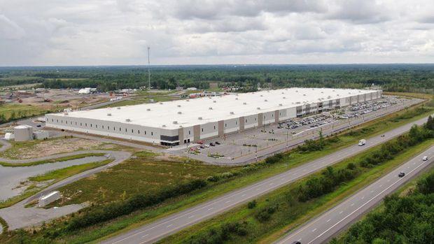 Amazon builds 2nd Ottawa Distribution Centre in CITIGATE